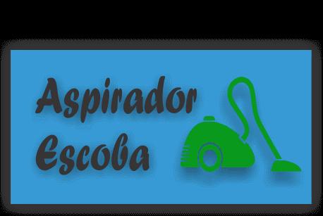 Aspirador Escoba