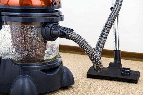 aspiradora de agua para alfombras